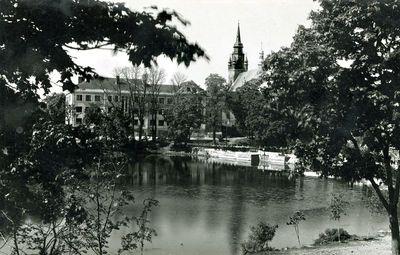 Kretingos pranciškonų gimnazija ir bažnyčia