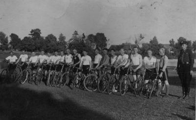 """""""Santaros"""" sporto organizacijos (SSO) dviračių lenktynės Lankupiuose"""