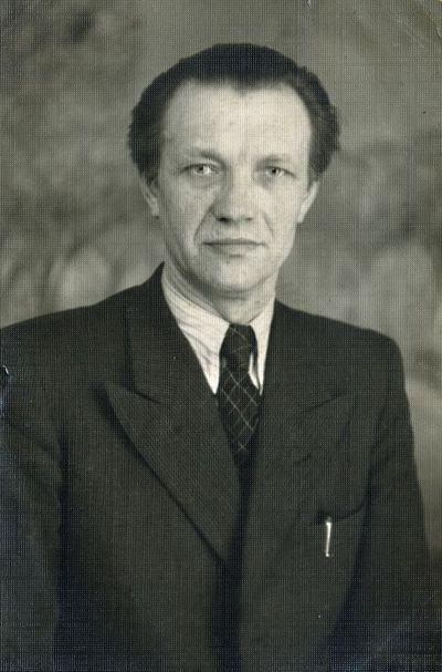 Kretingos fotografas Stasys Vaitkevičius