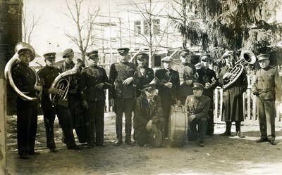 Kretingos šaulių orkestras