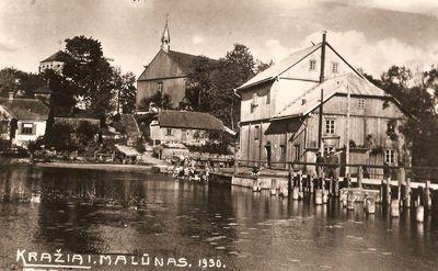 Kražiai. 1930 m.