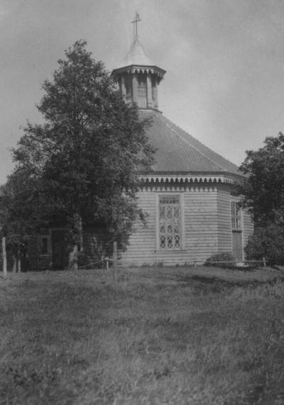 Įsės bažnyčia