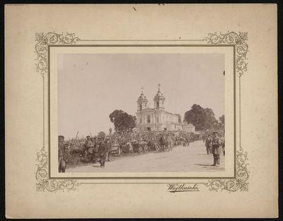 Lyduokių Šv. arkangelo Mykolo bažnyčia