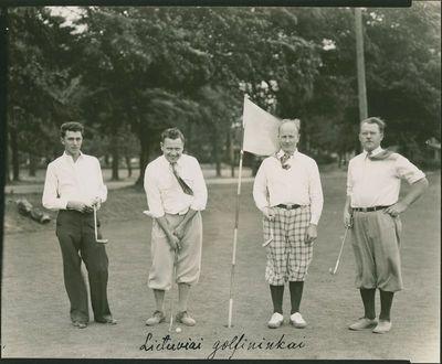 Amerikos lietuviai sportininkai