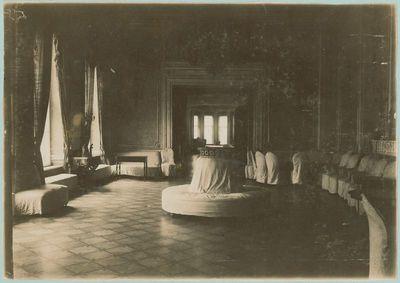 Pokylių salė Kosakovskių rūmuose Varšuvoje