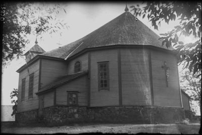 Medinė bažnytėlė