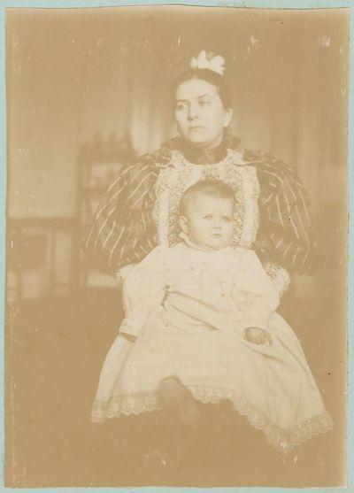 Sofijos Kosakovskos ir jos dukters Jadvygėlės portretas