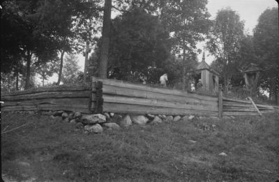 Kapinių tvora