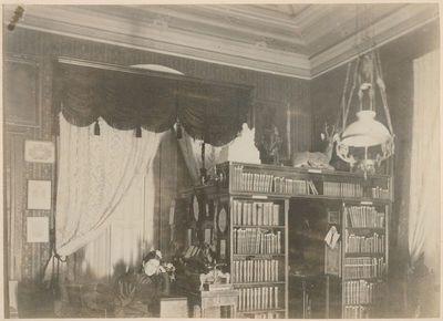 Sofijos Kosakovskos portretas kabinete