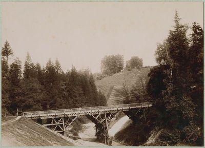Tiltas per Marvelės upelį (?)