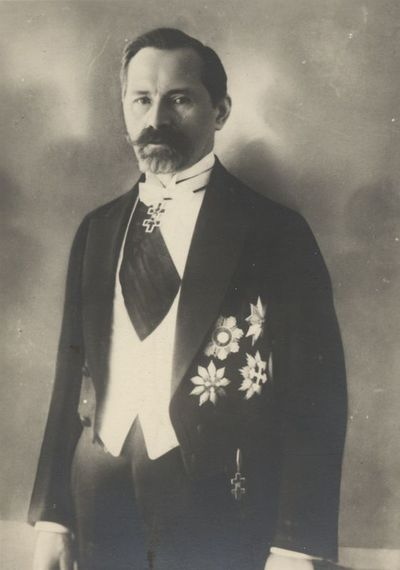 LR prezidento Antano Smetonos portretas