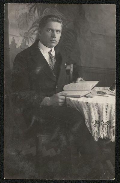 Vyro portretas