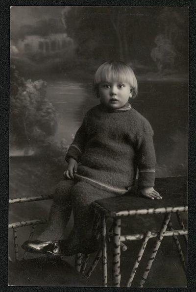 Vaiko portretas