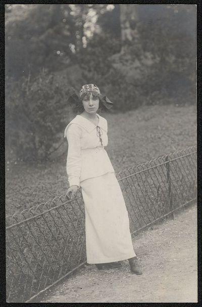 Magdalena Avietėnaitė studijų metu Ženevoje