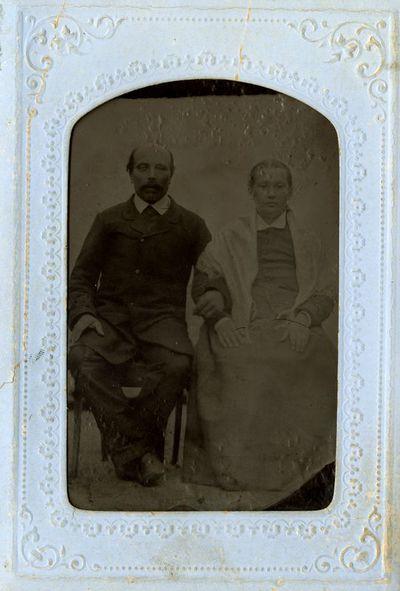 Žitkevičių poros portretas