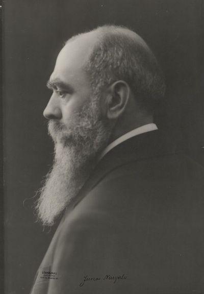 Juozo Naujalio portretas