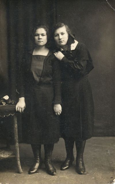 Juzefa ir Sofija Pilkaitės
