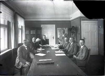 Klaipėdos krašto amatų rūmų valdybos posėdis