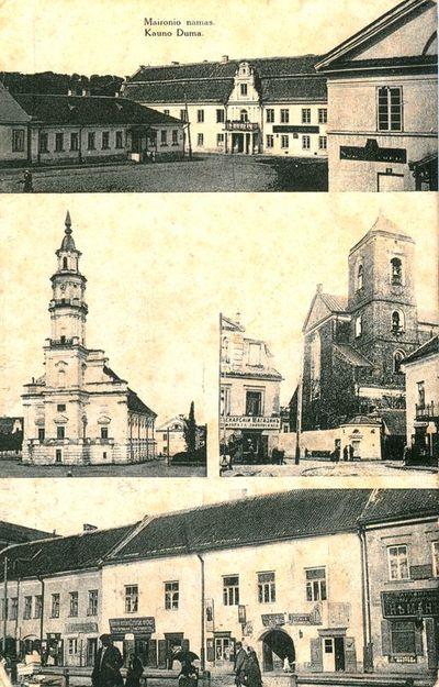 Kauno vaizdai