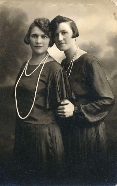 Juzės Ambrulevičiūtės ir Majauskaitės portretas