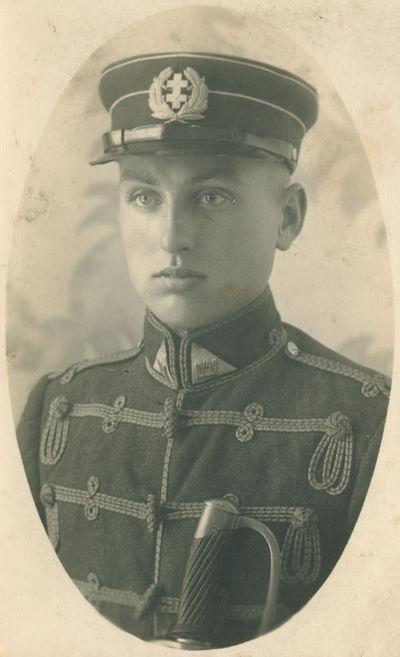 Husaras Kazimieras Lašas