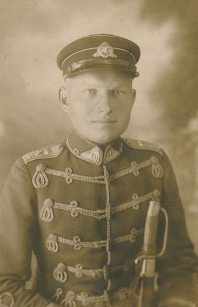 Husaras Juozas Repečka