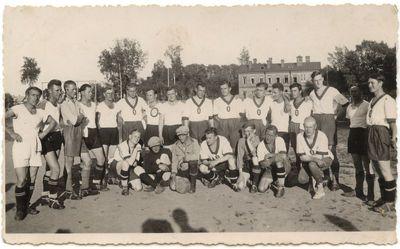 Marijampolės futbolininkai 1935 m.