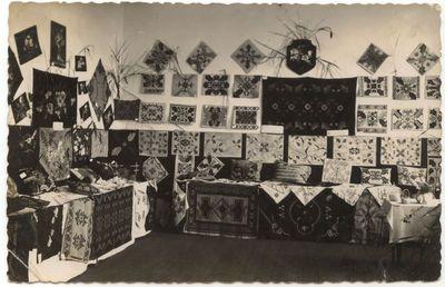Marijampolės mokytojų seminarijos auklėtinių darbų paroda 1933 m.