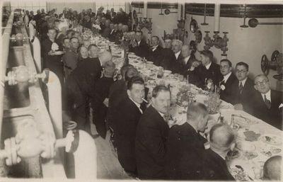Marijampolės cukraus  fabriko atidarymas 1931 spalio 14 d.
