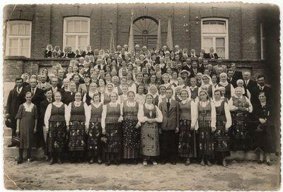Moterų šventė Marijampolėje 1939 m.
