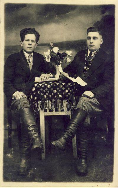 Speičys Juozas ir Drūteika Kazys.