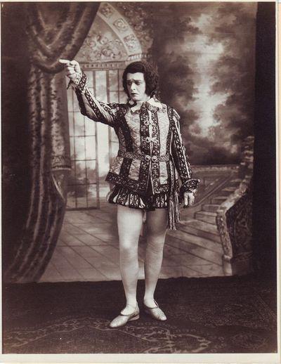 Juozas Babravičius - Hercogas Džiuzepės Verdžio operoje Rigoletas