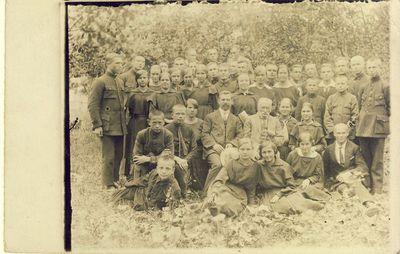 Kupiškėnai Panevėžio mokytojų seminarijoje