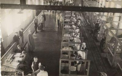 Cukraus fabrike 1937 m.