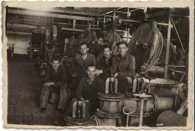 Cukraus fabrike 1931 m.