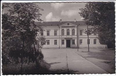 Marijampolės Rygiškių Jono gmnazija 1935 m.