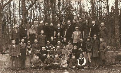 Kražių žydų pradinės mokyklos mokiniai