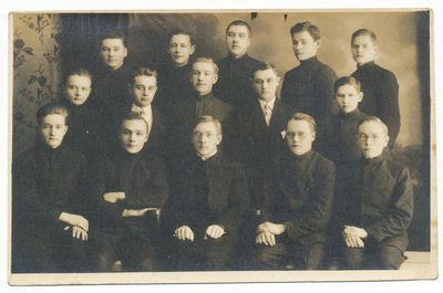 Šiaulių ateitininkų federacijos valdyba