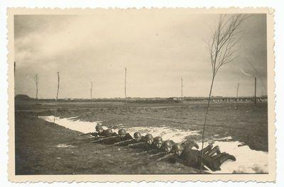 Lietuvos Respublikos kariuomenės kariai pratybose