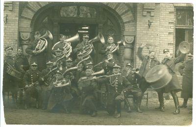 Lietuvos kariuomenės dūdų orkestras