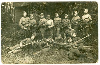 Nepriklausomos Lietuvos kariuomenės dalinys