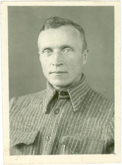 Politinis kalinys Leonas Vilutis