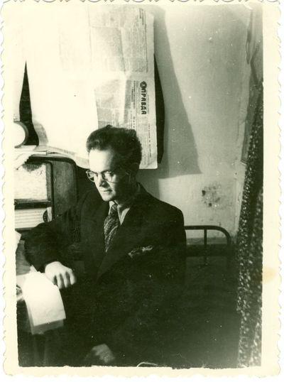 Politinis kalinys Juozas Maceika