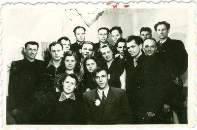 Politinės kalinės Danutės Bielskytės vestuvės