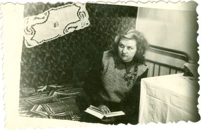 Politinė kalinė Janina Noreikienė
