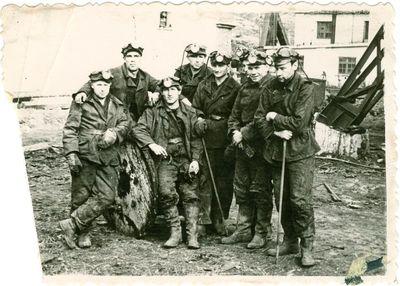 Intos šachtininkai-politiniai kaliniai