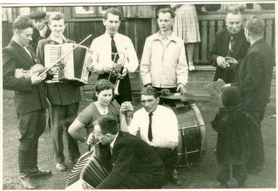 Politinių kalinių orkestras Intoje