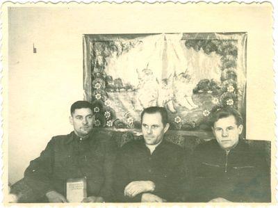 Politinis kalinys Albinas Petrauskas