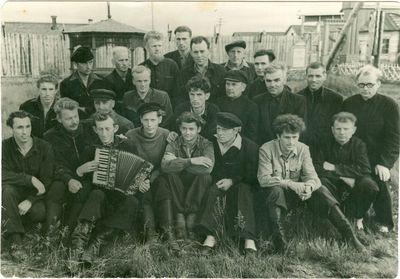 Lietuviai politiniai kaliniai Vorkutos lageryje