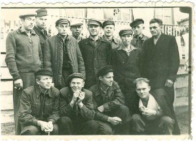 Vorkutos lagerio politiniai kaliniai